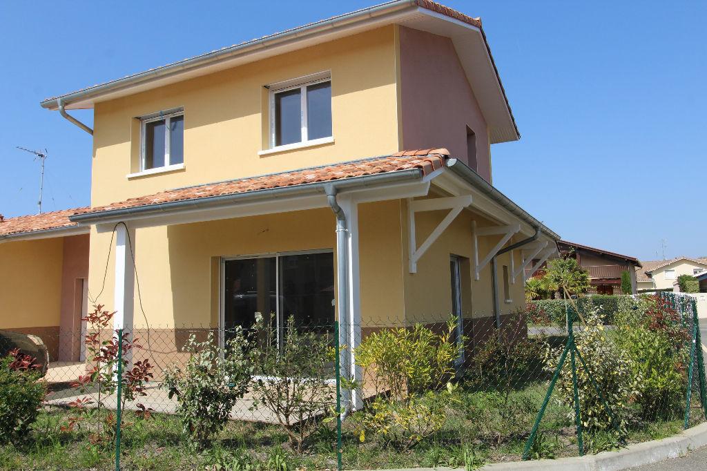 A vendre maison 80 m soustons tosse immo for Prix maison 80m2 avec garage
